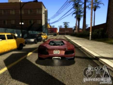 ENBSeries v1.3 для GTA San Andreas третий скриншот