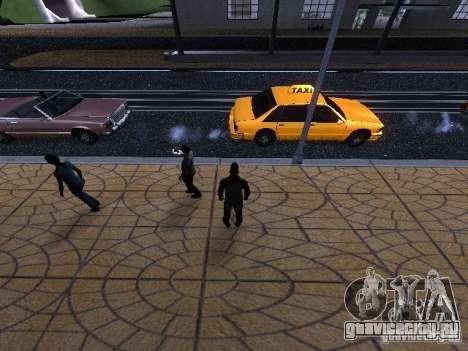 Октоберфест для GTA San Andreas второй скриншот