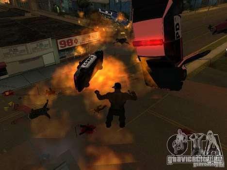 Гидра при 4-ёх звездах для GTA San Andreas второй скриншот