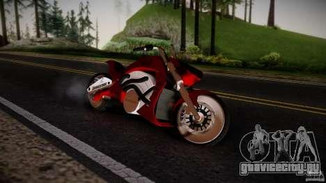 Predator Superbike для GTA San Andreas