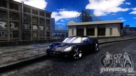Opel Speedster Turbo для GTA 4