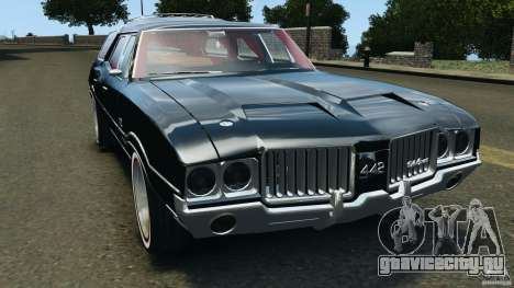 Oldsmobile Vista Cruiser 1972 v1.0 для GTA 4