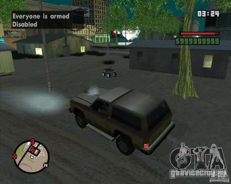 CJ - Мэр для GTA San Andreas