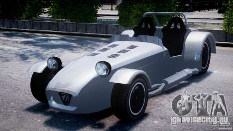 Caterham Super Seven для GTA 4