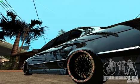 BMW 525 для GTA San Andreas вид справа