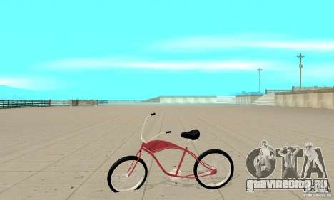 Classic Bike для GTA San Andreas вид слева