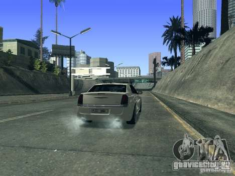 ENB Series By Raff-4 для GTA San Andreas седьмой скриншот