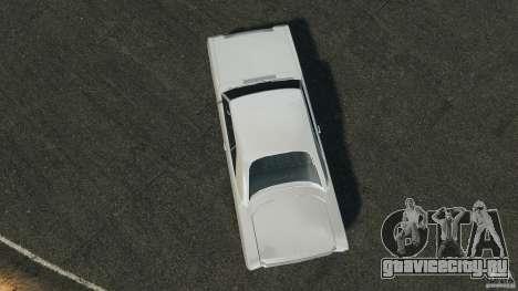 Dodge Dart 1969 [Final] для GTA 4 вид справа