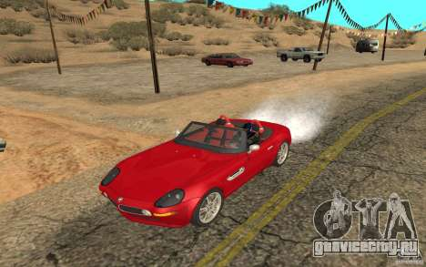BMW Z8 для GTA San Andreas