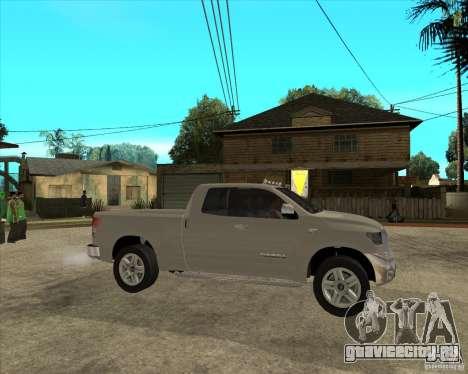 2008 Toyota Tundra для GTA San Andreas