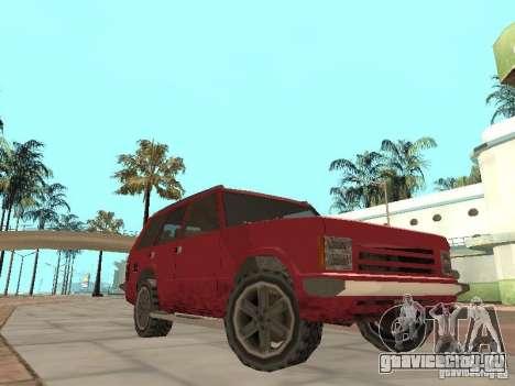 Новый Huntley для GTA San Andreas