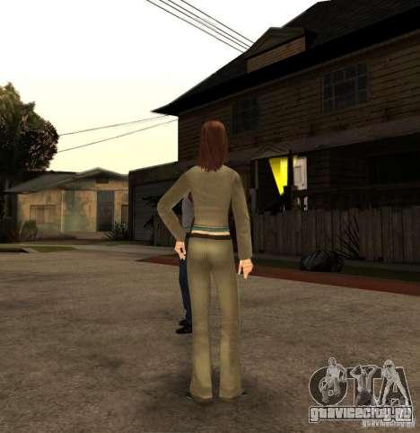 Новая hfyst для GTA San Andreas второй скриншот