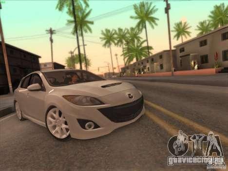 SGR ENB Settings для GTA San Andreas седьмой скриншот