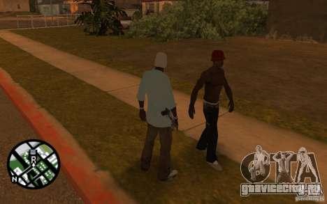 Скин sbmycr для GTA San Andreas третий скриншот