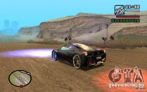 ENBSeries By Gasilovo для GTA San Andreas второй скриншот