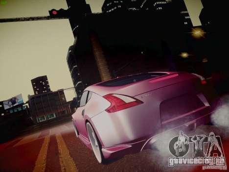Nissan 370Z Fatlace для GTA San Andreas