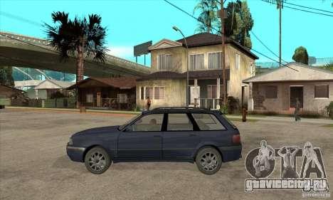 Audi 80 B4 Avant для GTA San Andreas вид слева