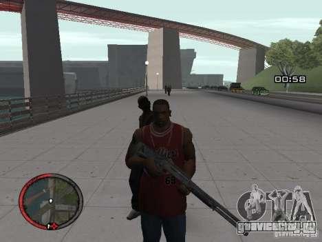 MASSKILL для GTA San Andreas третий скриншот