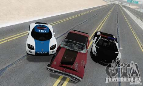 ENBSeries by dyu6 v6.5 Final для GTA San Andreas третий скриншот