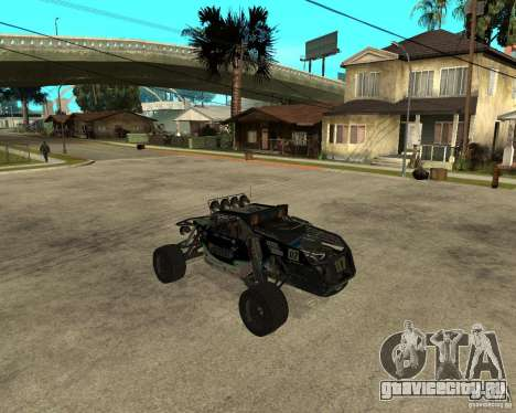 BAJA BUGGY для GTA San Andreas вид слева
