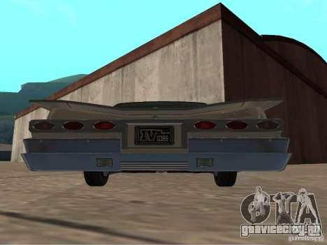 Voodoo из GTA 4 для GTA San Andreas вид справа