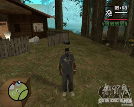 Дом охотника v2.0 для GTA San Andreas четвёртый скриншот