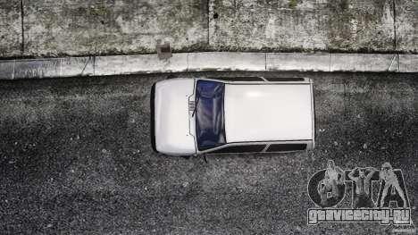 ВАЗ Ока 1111 для GTA 4 вид справа