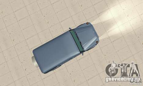Mercedes-Benz G500 1999 v.1.1 без кенгурятника для GTA San Andreas вид справа