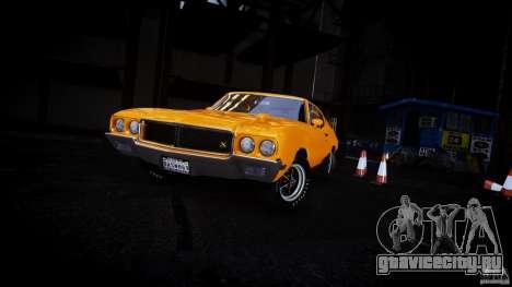 Buick GSX 1970 для GTA 4