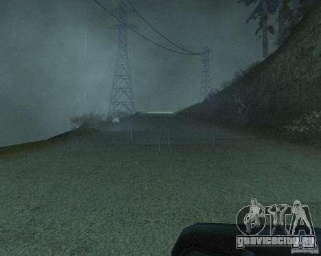 Новые дороги в San Fierro для GTA San Andreas одинадцатый скриншот