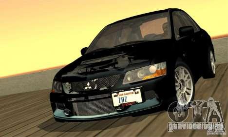 ENBSeries RCM для слабых ПК для GTA San Andreas шестой скриншот