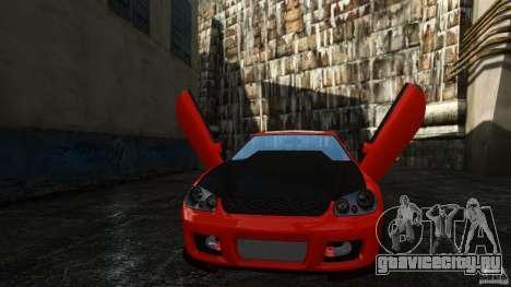 Feltzer DriftTec для GTA 4 вид справа