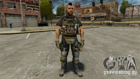 Капитан Джон Соуп МакТавиш для GTA 4
