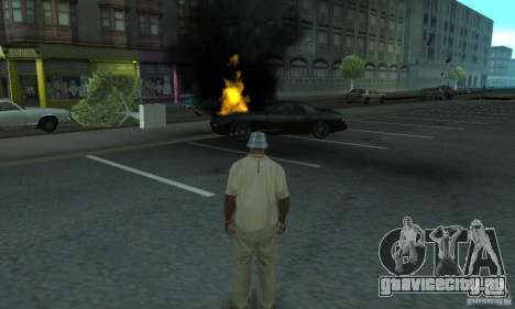 New Effects для GTA San Andreas