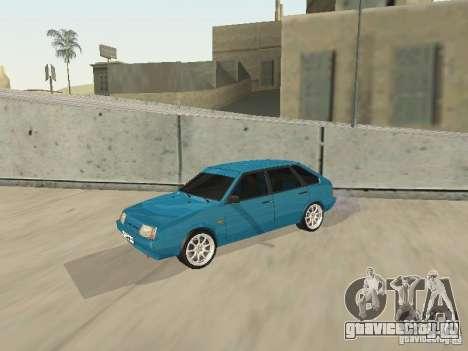 ВАЗ 21093 Tuning для GTA San Andreas