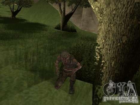 Снорк из С.Т.А.Л.К.Е.Р для GTA San Andreas второй скриншот