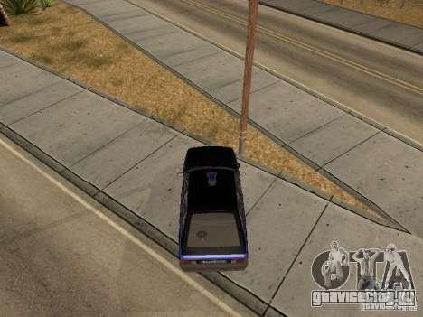 АЗЛК 21418 Патруль для GTA San Andreas вид справа