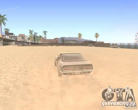 ENBSeries By Krivaseef для GTA San Andreas четвёртый скриншот