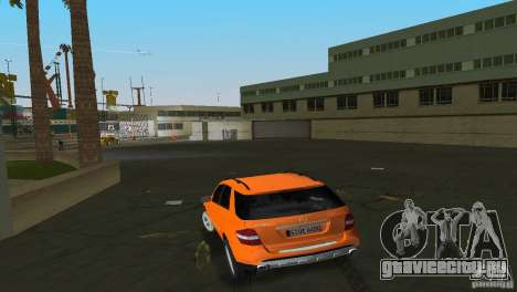 Mercedes-Benz ML 500 для GTA Vice City