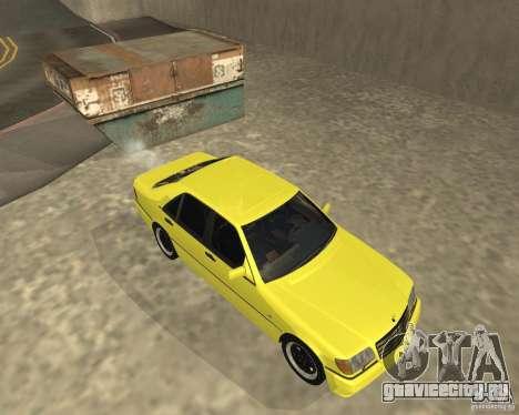 Mercedes Benz 600SEL AMG V140 для GTA San Andreas вид справа