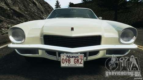 Chevrolet Camaro 1970 v1.0 для GTA 4