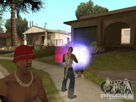 Raid для GTA San Andreas четвёртый скриншот