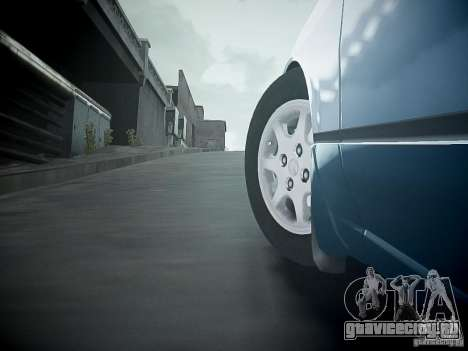 Nissan 240SX для GTA 4 вид изнутри