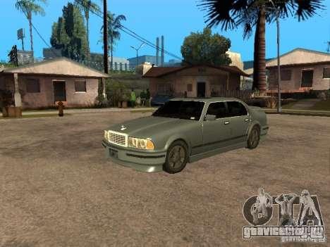 HD Mafia Sentinel для GTA San Andreas