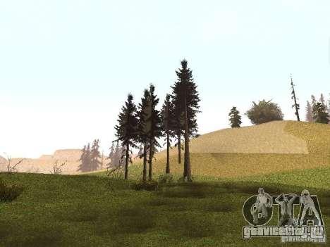 Выбор любой погоды для GTA San Andreas восьмой скриншот