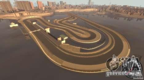 Гоночная Трасса для GTA 4 второй скриншот