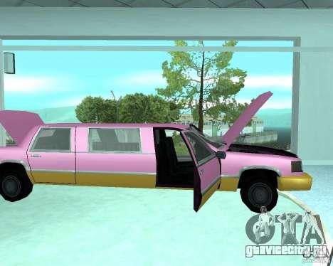 Новые цвета машин для GTA San Andreas второй скриншот