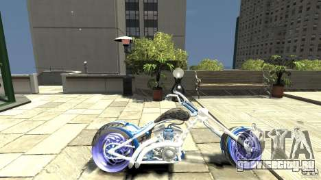 The Chopper для GTA 4 вид слева