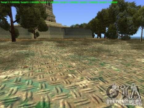 Статуя Свободы 2013 для GTA San Andreas четвёртый скриншот