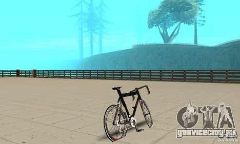 Bike Turmac Legnano для GTA San Andreas вид слева